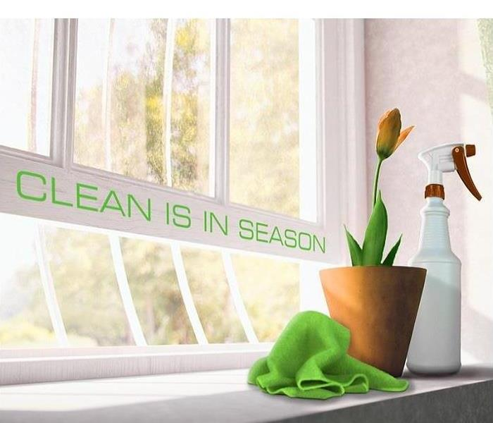 Why SERVPRO Spring Cleaning